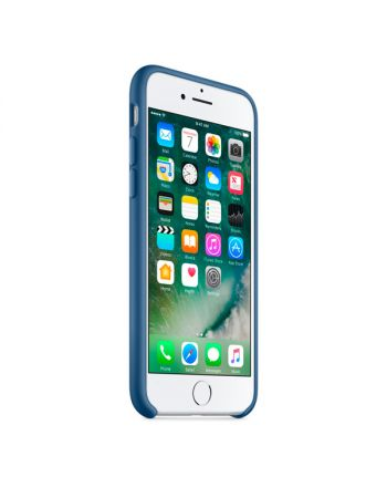 Чехол для iPhone Apple iPhone 7 Silicone Case Ocean Blue